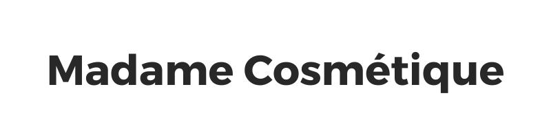 Madame Cosmétique